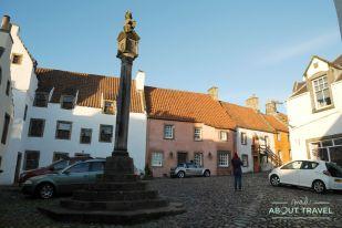 market square, culross