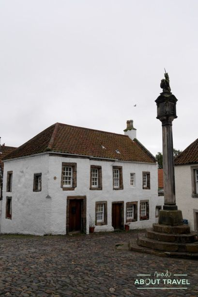 market square, culross
