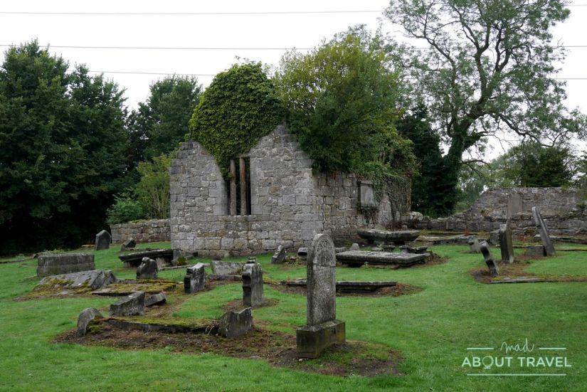 west kirk de Culross, Outlander