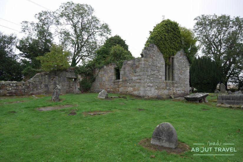 west kirk de Culross, Outlander