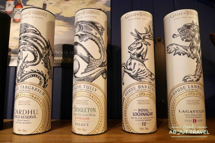 destilería de whisky royal lochnagar