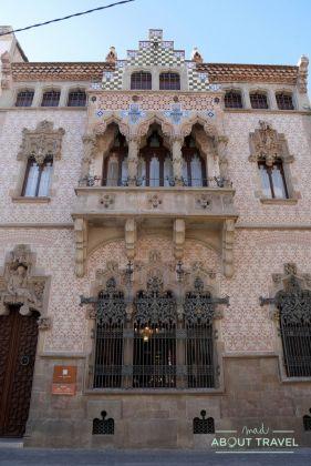 Casa Coll i Regàs de Mataró