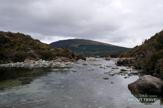 Fairy Pools en la isla de Skye