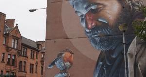 Ruta de murales de Glasgow