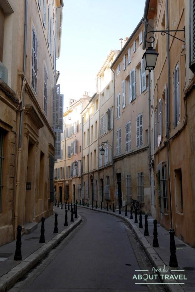 Ruta de Cézanne en Aix-en-Provence