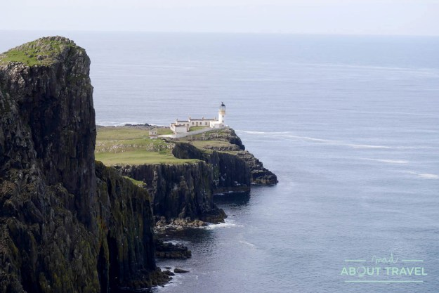 faro de Neist Point, isla de skye