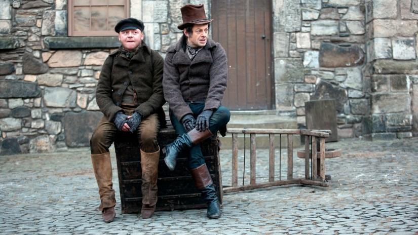 Imagen de la película Burke & Hare