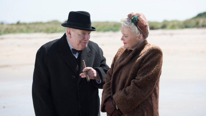 Imagen de la película Churchill