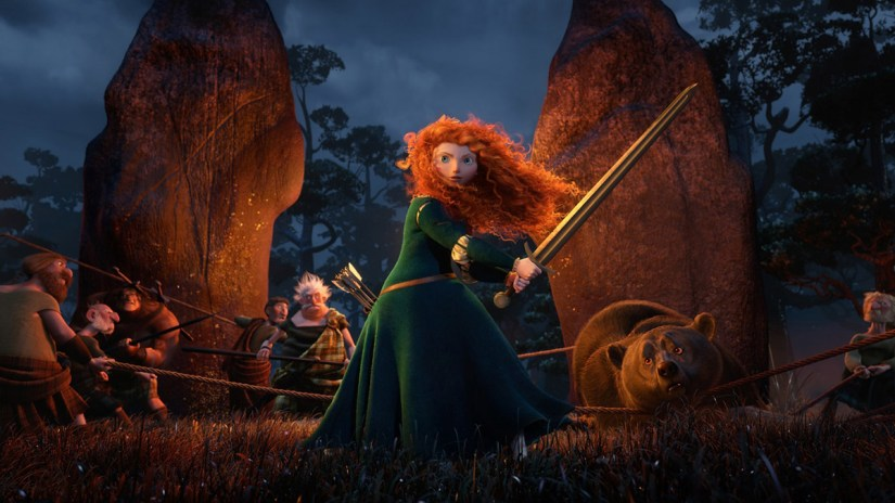Imagen de la película Brave