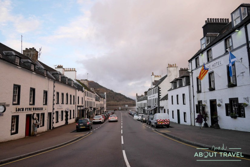 The George Hotel en Inveraray