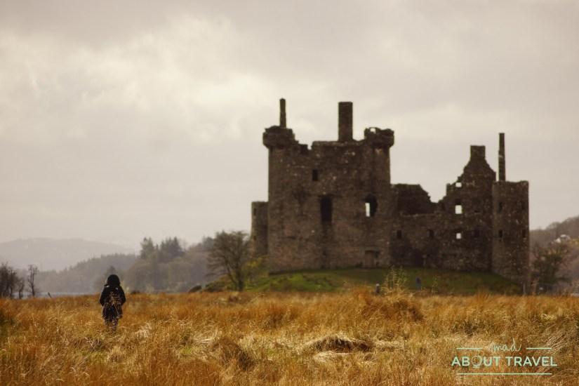 Castillo de Kilchurn Castle
