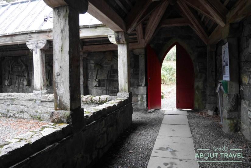 Iglesia de St Conan's Kirk