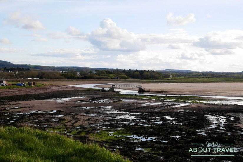 Playa de Dunbar en East Lothian