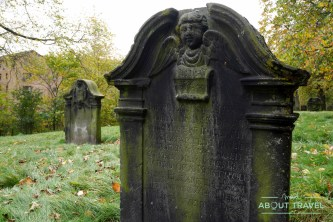cementerios de edimburgo: north leith burial ground