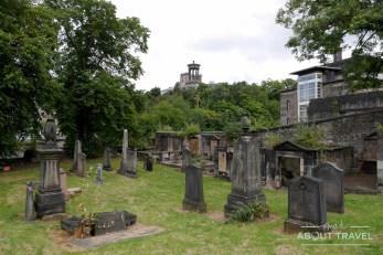 cementerios de Edimburgo: Old Calton