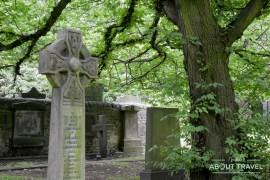 cementerios de Edimburgo: St. Cuthbert
