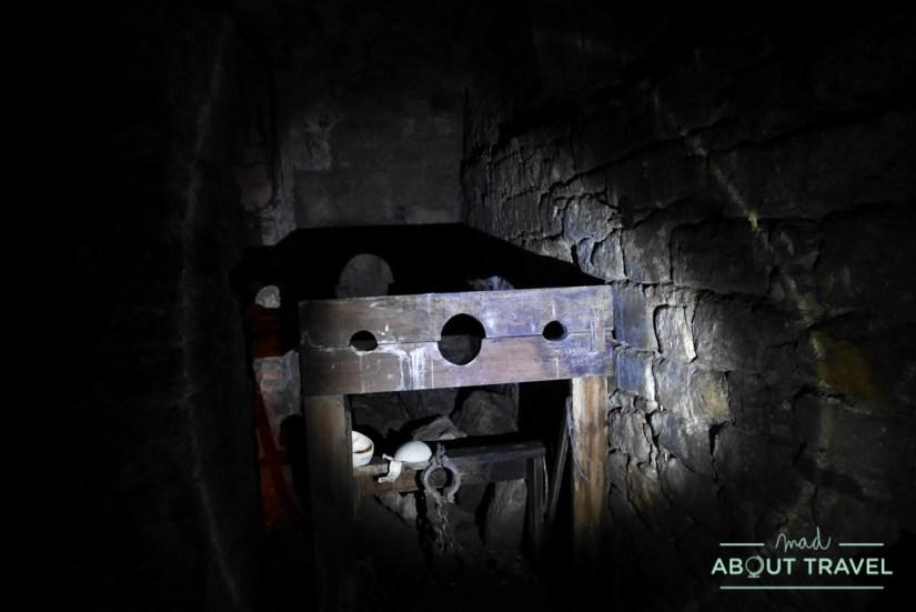 tour subterraneo Edimburgo