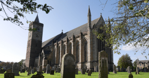 catedral de Dunblane