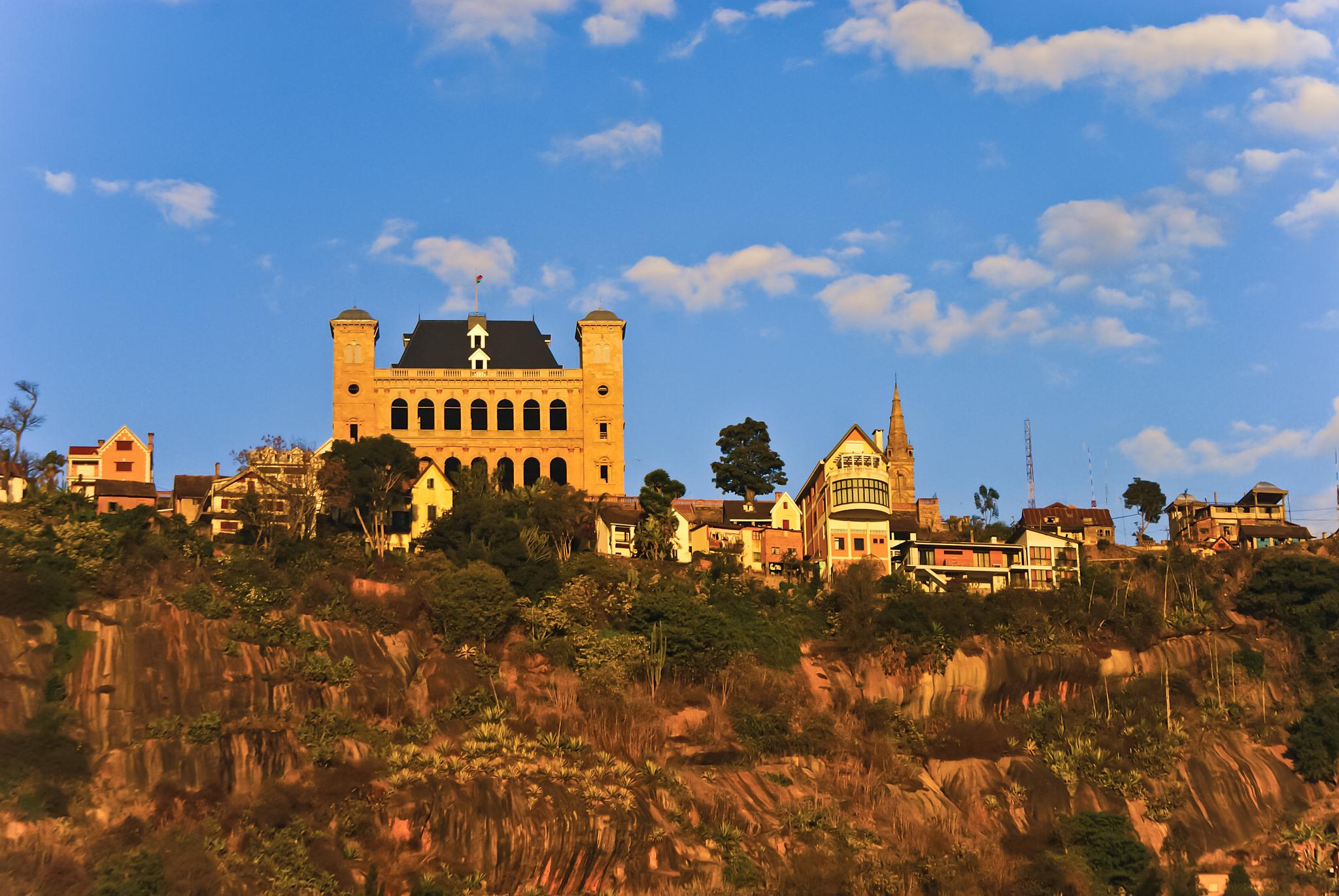 Antananarivo Madagascar Capital The City Of The Thousand