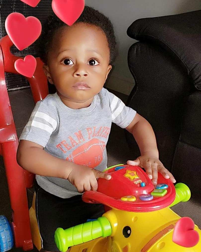 Lola Idije's Grand son