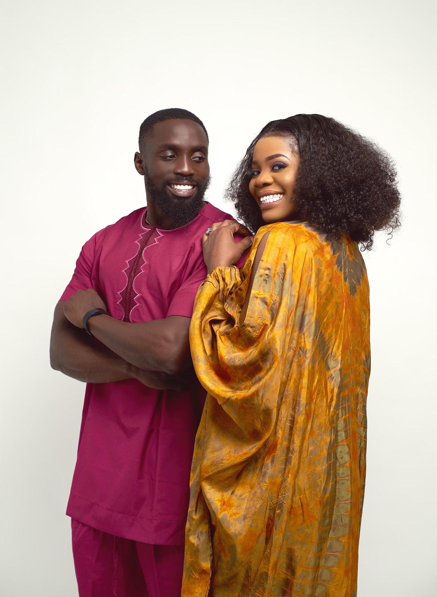 Shola Ogudu and Razzie