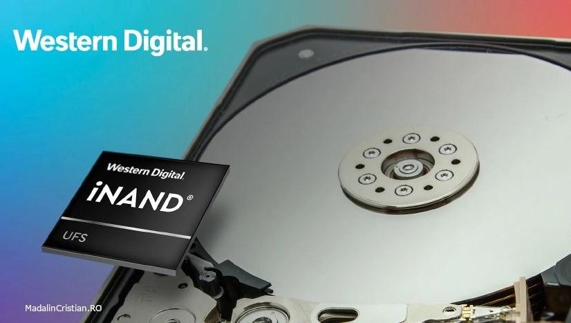 Western Digital iNAND HDD