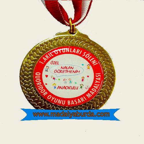 anaokulu madalyası