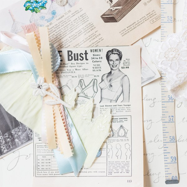 how to sew lingerie with madalynne intimates + lingerie
