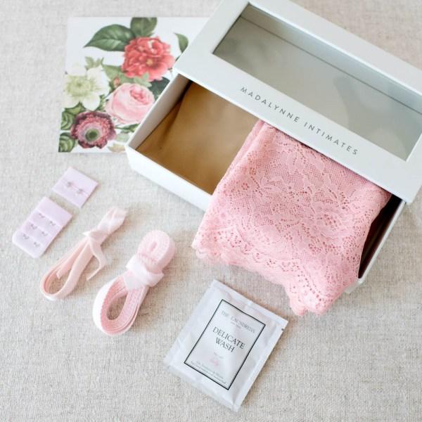 diy lingerie sewing kit