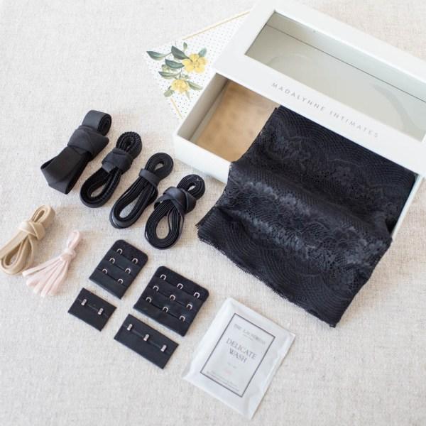 diy bra mking sewing kit