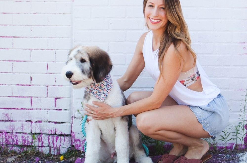Erin of Sewbon Shares her New Favorite Bralette For Summer