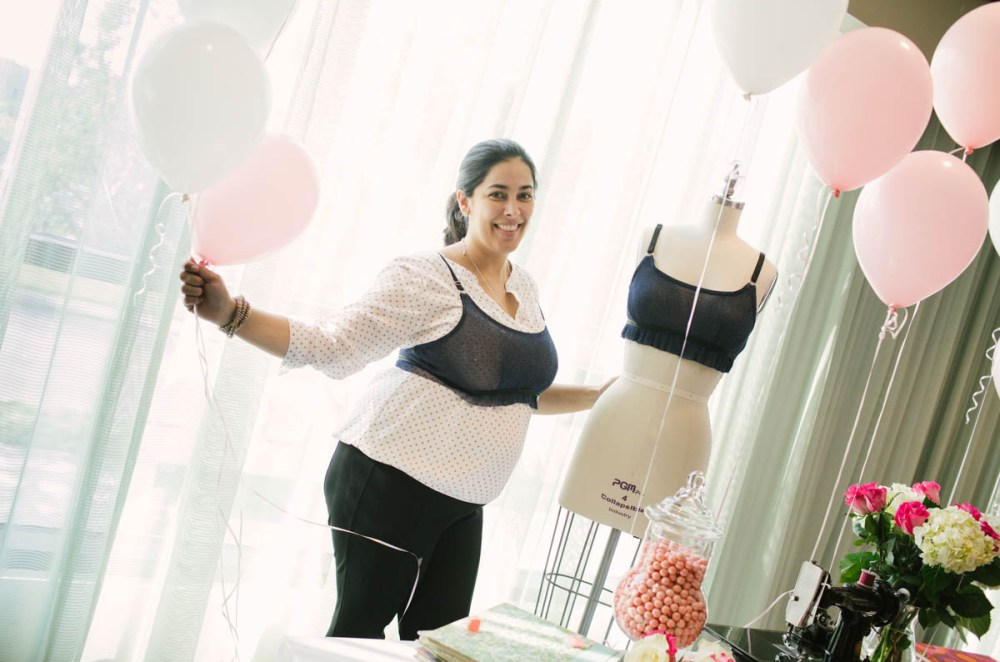 Bralettes with Support: Bra Making with Madalynne San Fran Recap