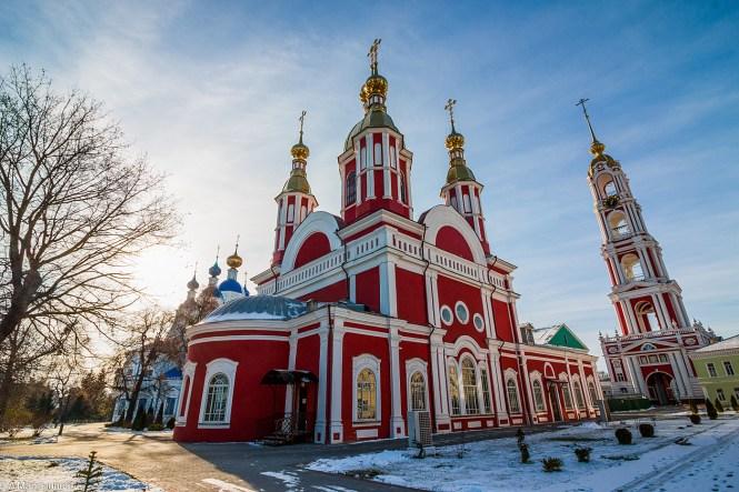 Церковь Иоанна Предтечи в Тамбове