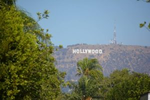 ハリウッド看板