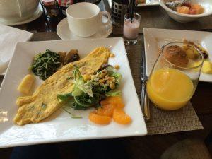 ソフィテルハイランドホテル上海朝食