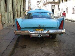 ハバナ オールドカー