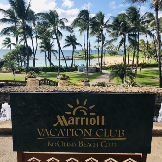 marriott ko'olina beach club