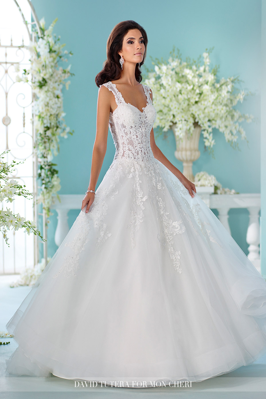 Simple Bridal Dresses
