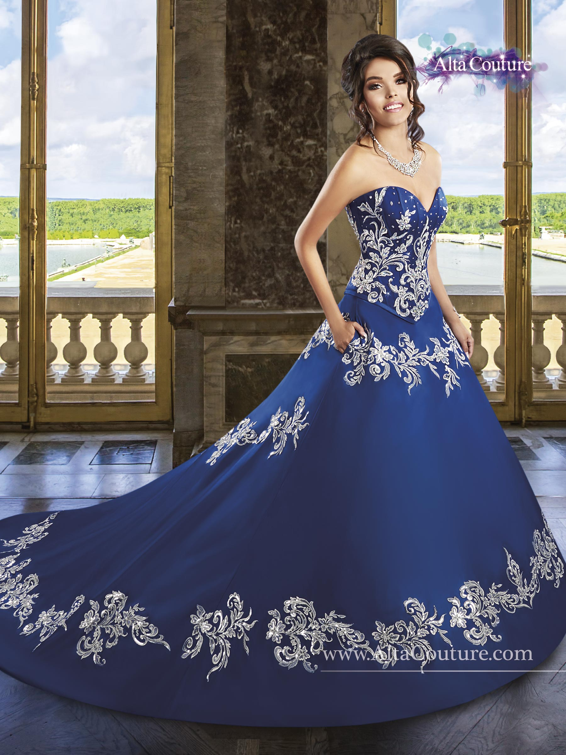 Marys Bridal 4T181 Quinceanera Dress