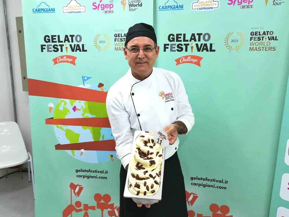 Gelato Festival 2018 Sofia Bulgaria