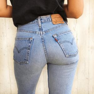 comment choisir jean morphologie 501