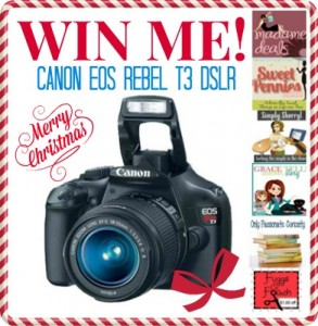 Canon Giveaway