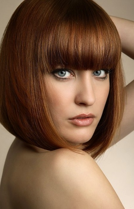 Pageboy Bob Haircut