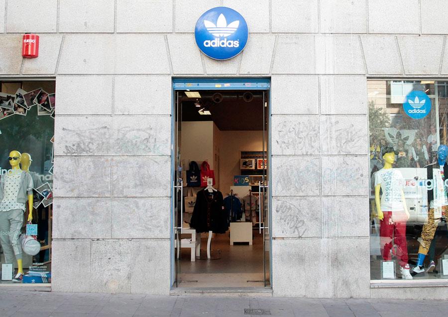 disculpa Color de malva papel  NEW ADIDAS ORIGINALS MADRID STORE – MADAMEHUNTER
