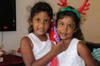 Jasmin and Teyla