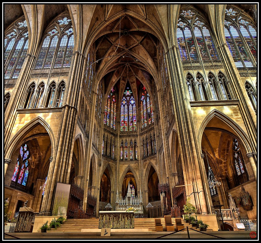most beautiful cathedrals in France