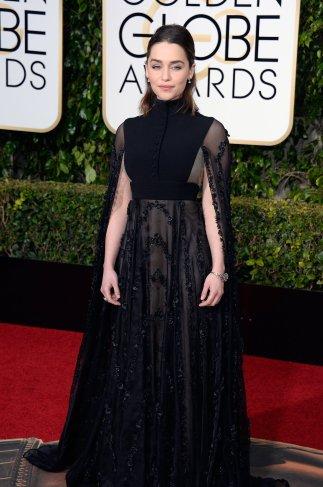 Emilia Clarke: Valentino Haute Couture