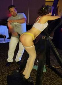 Drlectr, spanking parties, kinky parties, Crimson Moon, MadameSamanthaB