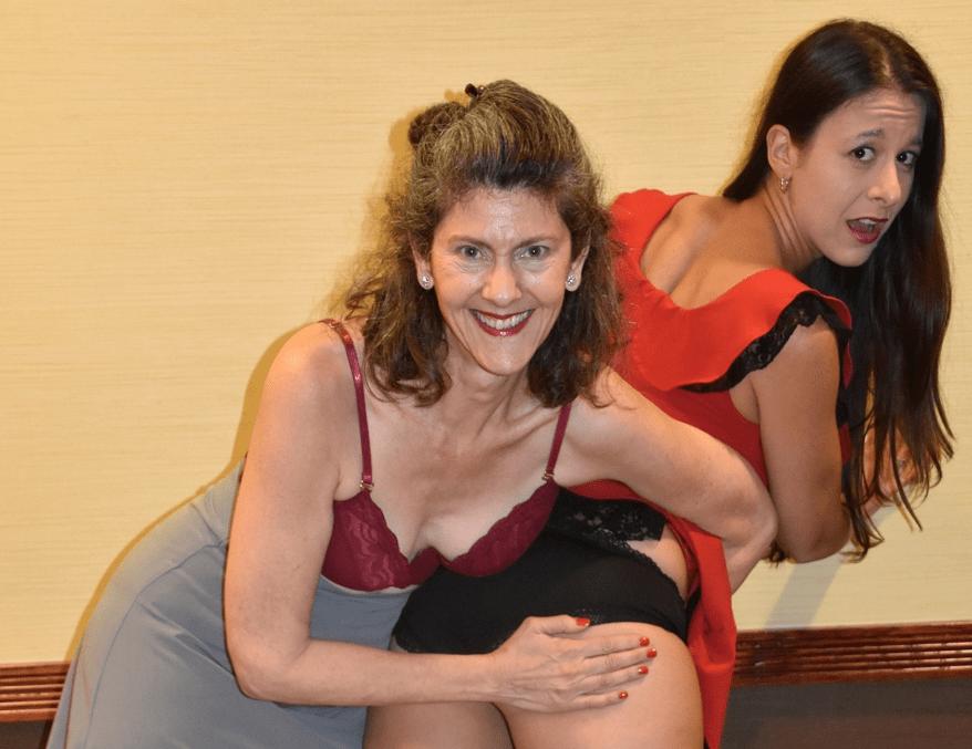 Spanking Sarah Gregory, Sarah Gregory, MadameSamanthaB, Spanking parties