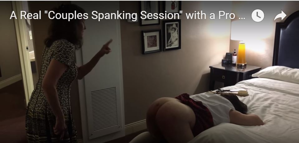 MadameSamanthaB, couples spanking session, adult spankings, Pro Disciplinarian, MadameSamanthaB is a Pro Disciplinarian
